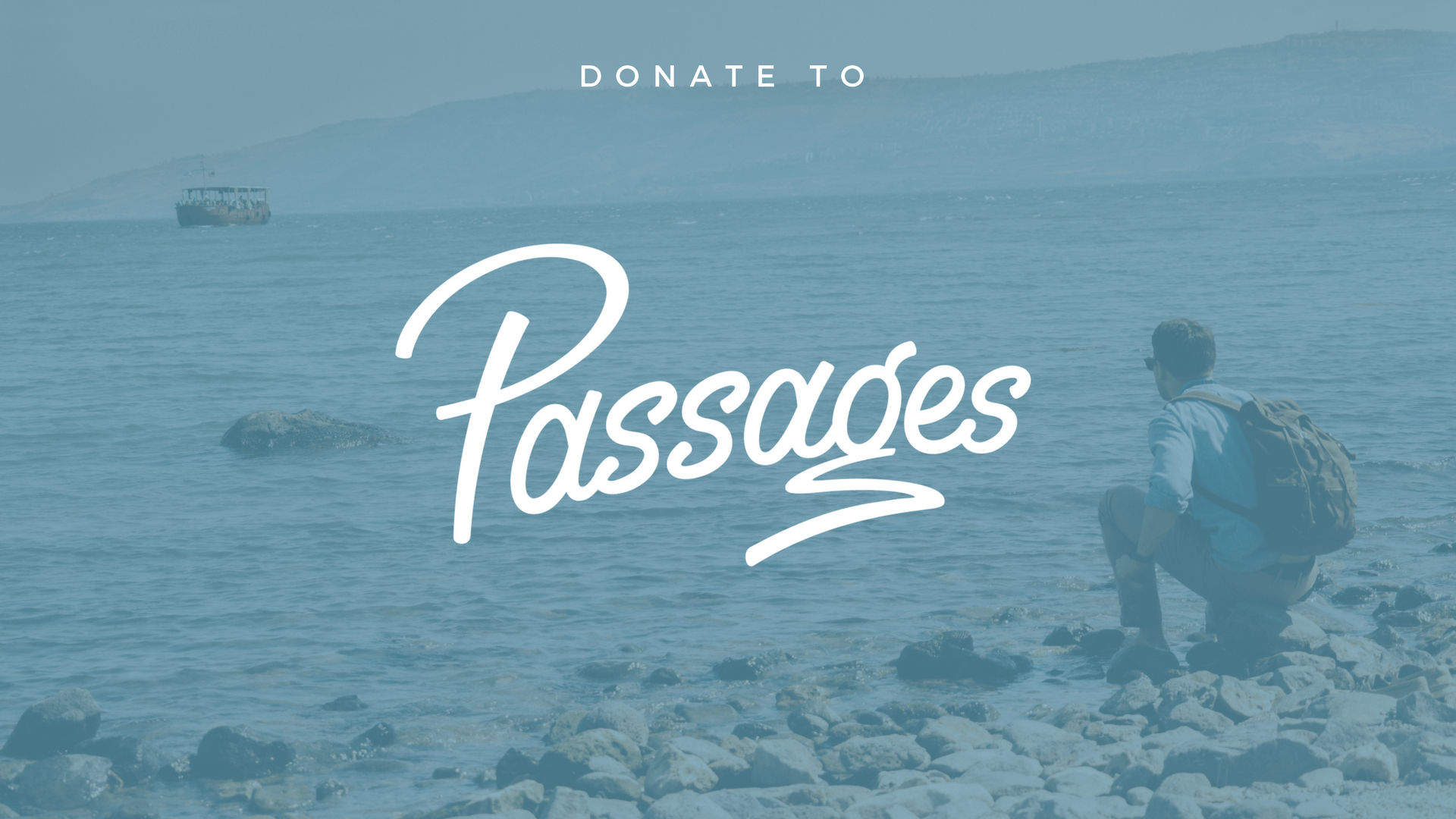 Donate to Passages