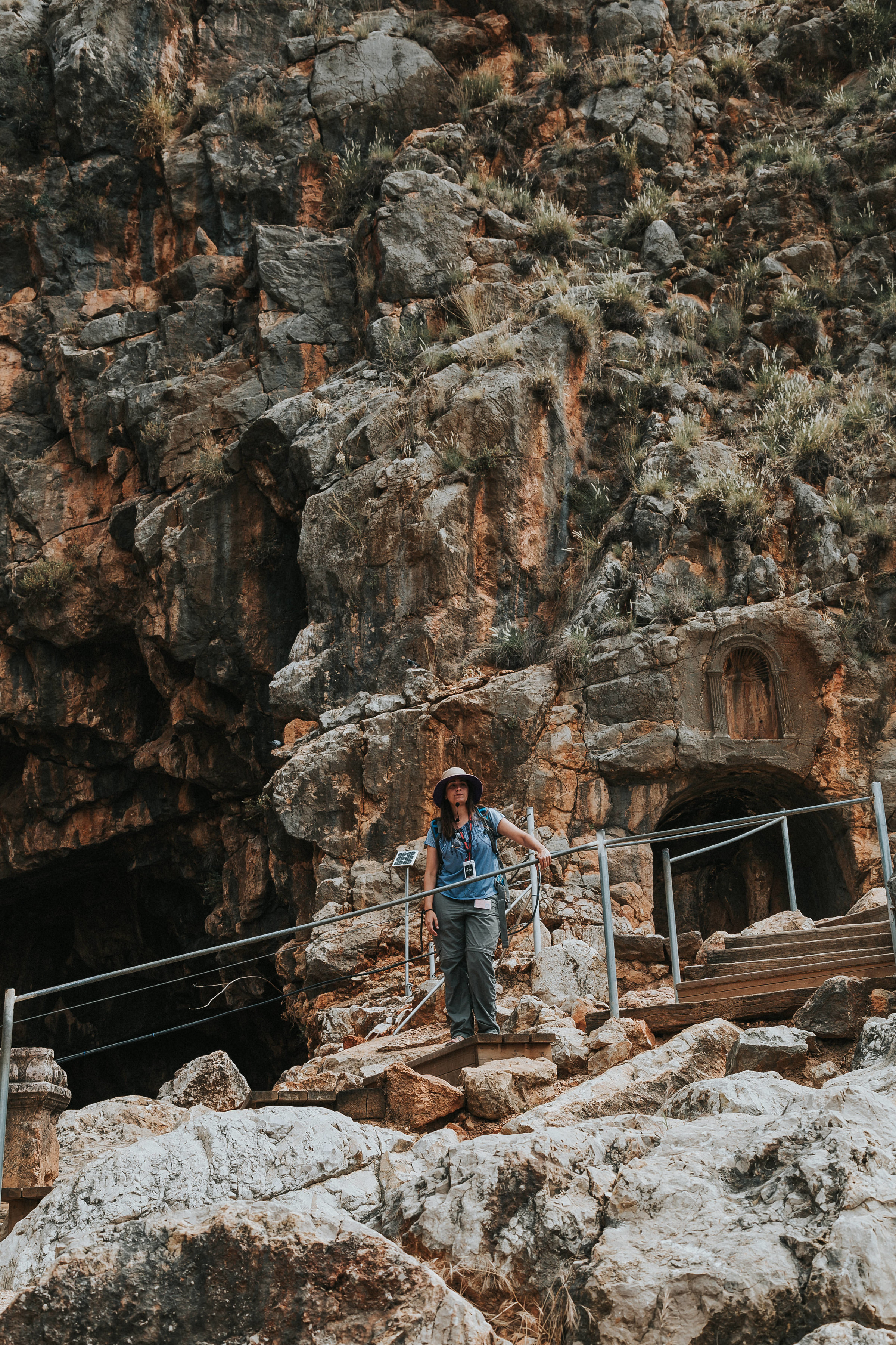 It's one thing to go to a country and walk through their world, yet it's another for someone to first-hand welcome you with love into their home and culture. That was Arbel, our guide, in a nutshell.
