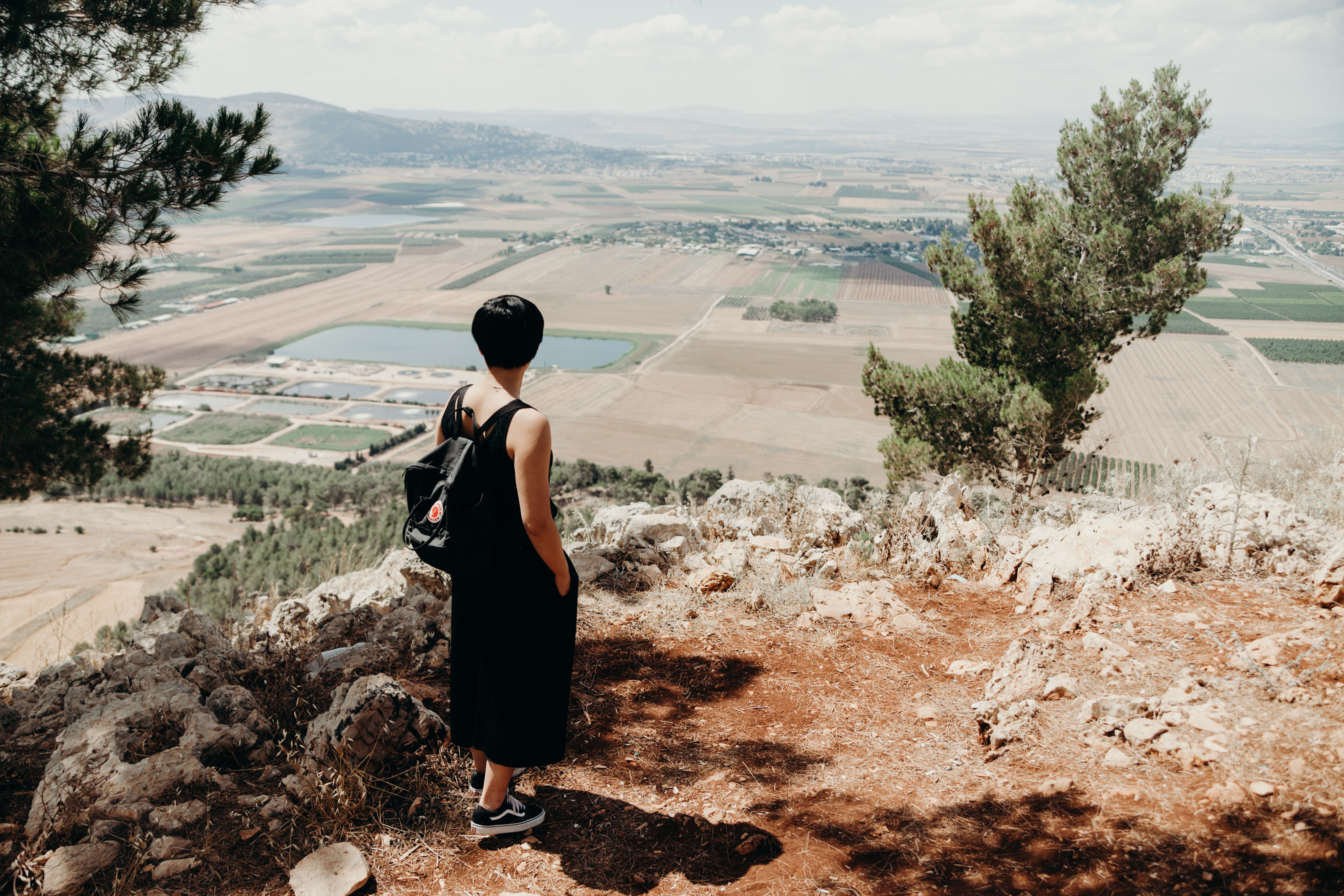 I left a piece of my heart in Israel - the root of my faith. A place where I walked in the footsteps of my Savior and tasted His love. He is who He says He is. He is coming back again. What hope.