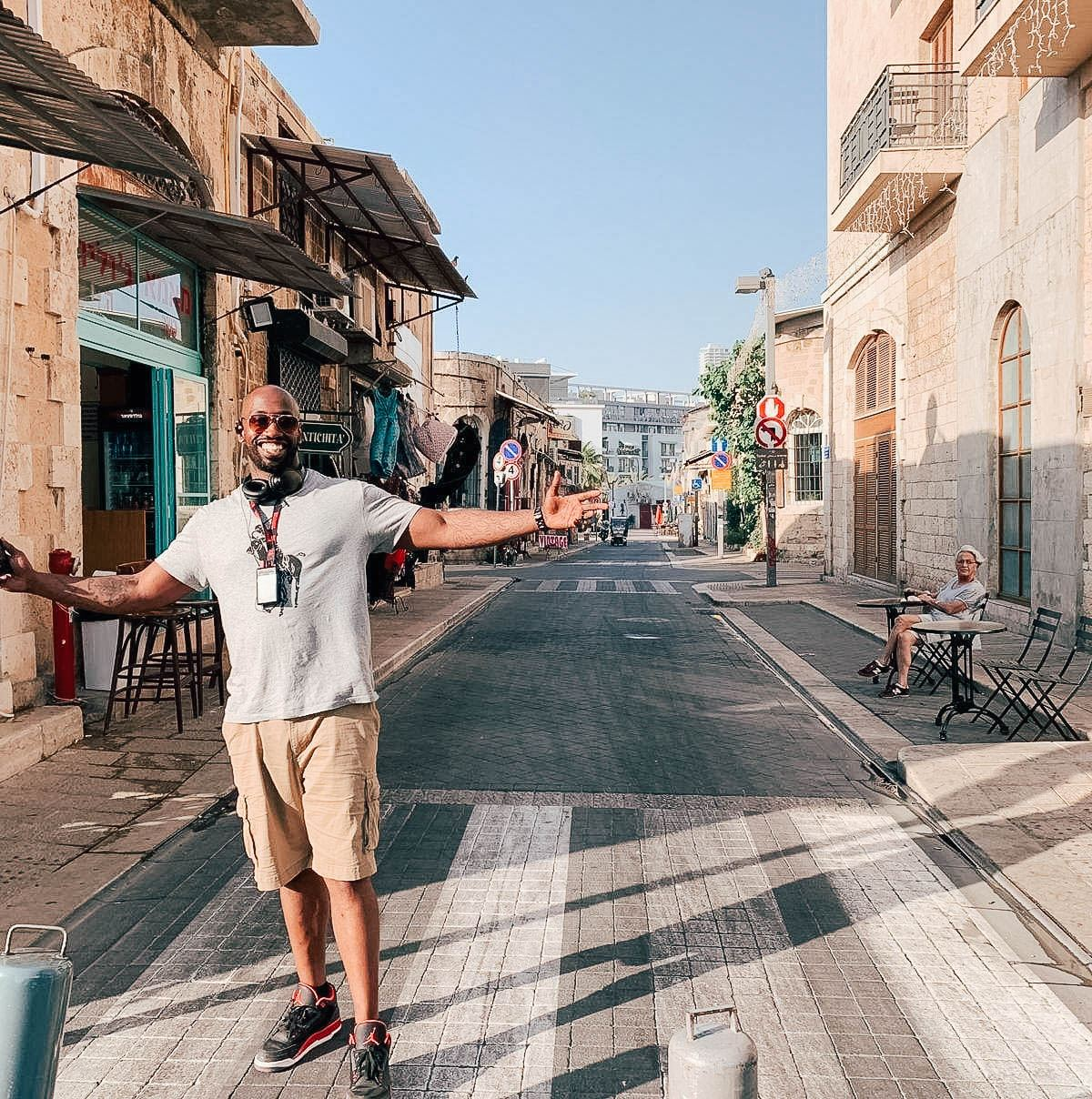 Ronald Clay travels to Israel with Passages in Summer 2019.